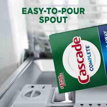 Cascade - Powder Detergent - Fresh Scent, Case of 5/3.54kg - 1