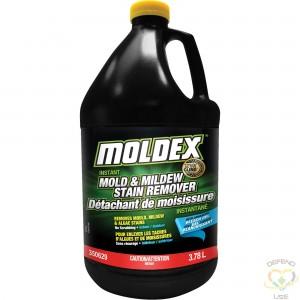 MOLDEX BY RUSTOLEUM  Moldex® Instant Mold & Mildew Stain Remover, Jug, 3.78 L - 1