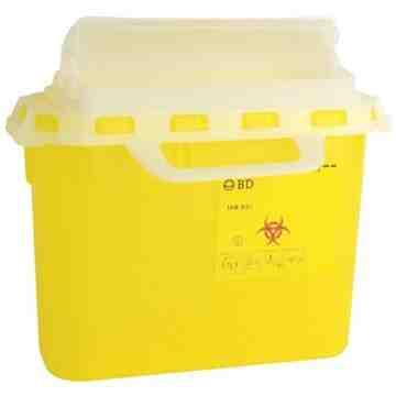 BD™ Sharps Collectors,Capacity: 5.1 L