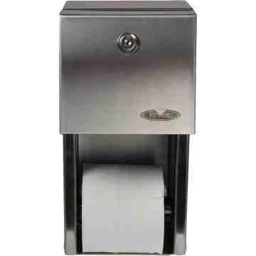 "FROST  Multi-Roll Toilet Paper Dispenser, Multiple Roll Capacity Width: 6"" Depth: 6.5"" Height: 12"" - 1"