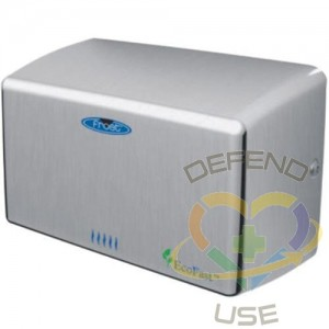 Automatic High Speed Hand Dryers, Automatic, 120 V, Colour: Stainless Steel