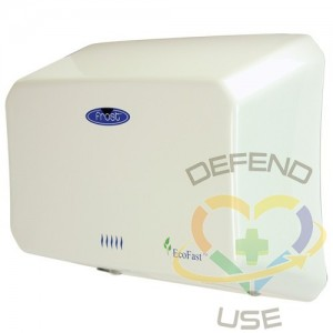 Ecofast High Speed Hand Dryers, Automatic, 120 V, Height: 9