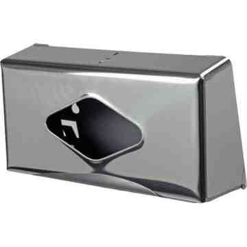 Facial Tissue Dispenser,Length: 10-1/2