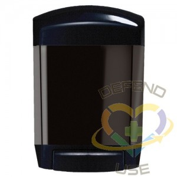 Soap Dispenser - Clear Choice Bulk 50oz - Black - 1