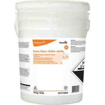 Suma Shine® K2 Powder Destainer, Pail Container Size: 20 kg - 1