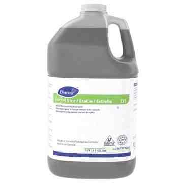 Suma Star D1 Hand Dishwashing Detergent - 4x3.78L - 1