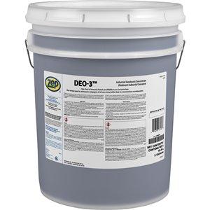 Zep Deo-3™ Industrial Deodorizer, 5 Gallon Pail