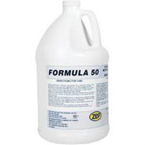 Zep Formula 50 Heavy-Duty Alkaline Cleaner, Jug