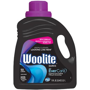 RECKITT & BENCKISER, Woolite Laundry Detergent, Darks 66Lds, 4/2.96L [CB769863], Price Per Case