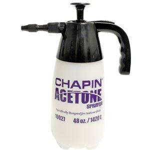CHAPIN, Industrial Acetone Hand Sprayer, 48oz, Price Per Each