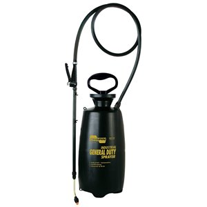 CHAPIN, Industrial Poly General Duty Sprayer, 3G, Price Per Each