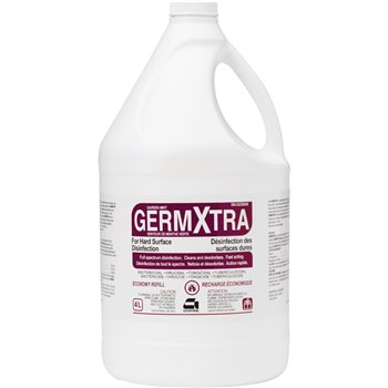 GMXX-L | Cleaners & Disinfectants - Germxtra Hard Surface Disinfectant