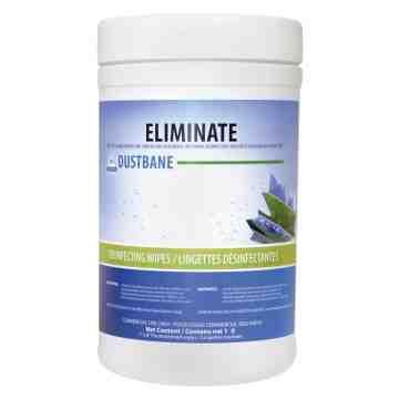 53377 | Eliminate Virucide Wipes  180 Ctn