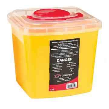 FACS7LT   Sharps® Container , 7L
