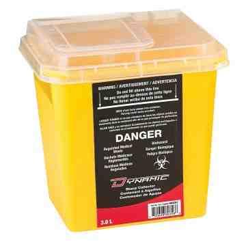 FACS3LT   Sharps® Container , 3L