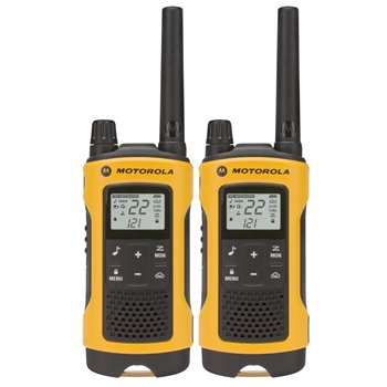 T400CR   Talkabout® T400 FRS/GMRS Two-Way Radios