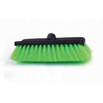 Bi-Level Scrubbing Brush - Green 6 Per Pack, Price Per EA
