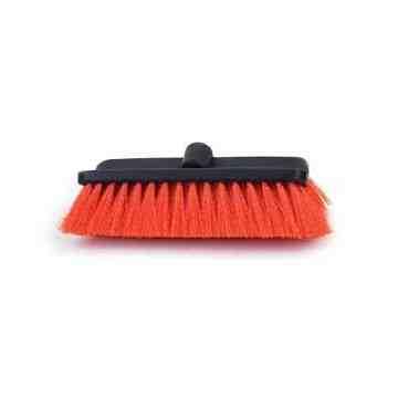 Bi-Level Scrubbing Brush - Red  6 Per Pack, Price Per EA