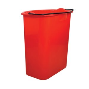 Mopping Combo - Dirty Water Bucket Only - Fits 35qt Bucket(3035) - Red 6 Per Pack, Price Per EA