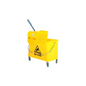 Mopping Combo - Sidepress 21qt Combo - Yellow 1 Per Pack, Price Per EA