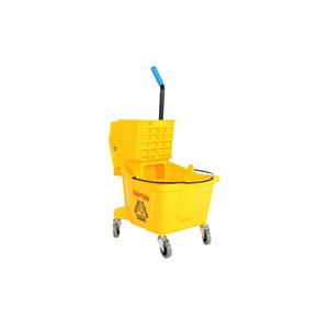 Mopping Combo - Sidepress 26qt Combo - Yellow 1 Per Pack, Price Per EA