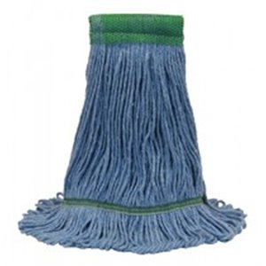Wet Mop - Syn-Pro Synthetic Looped End WB 12oz - Blue 12 Per Pack, Price Per EA