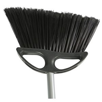 "Lobby Broom 10"" (Use w/3031 Dustpan) - Black 12 Per Pack, Price Per EA"