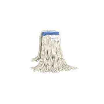 Wet Mop - Cotton Cut End 16oz - White 12 Per Pack, Price Per EA
