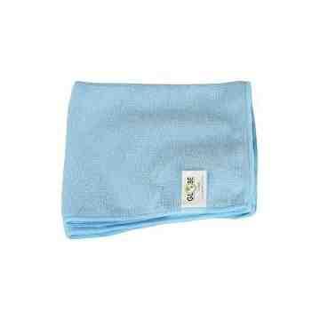 """Microfiber Cloth - 14x14"""" - Blue 10 Per Pack, Price Per PK"""