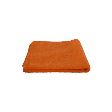 "Microfiber Cloth - 14 x14"" -  Orange 200 Per Pack, Price Per PK"