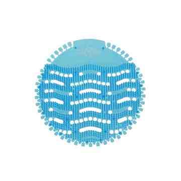 Urinal Screen - Anti-Splash EVA - Blue Mint 10 Per Pack, Price Per PK
