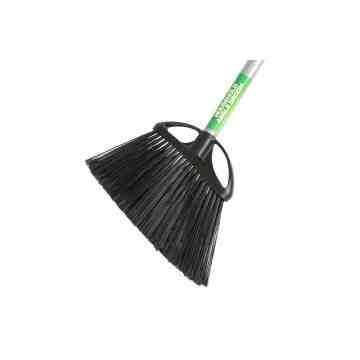 """Broom - Angle 10"""" w/48"""" Metal Handle 12 Per Pack, Price Per EA"""