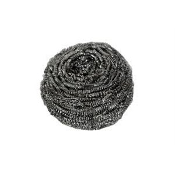 Stainless Steel Scourer 50gm [12/pk/12pk/cs] 144 Per Pack, Price Per CS