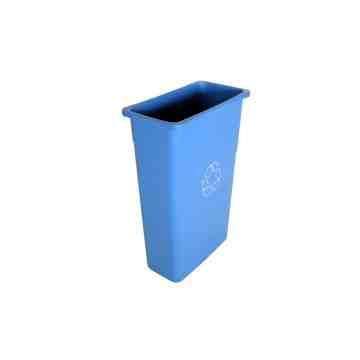 Slim Container  23G (Rectangle 20x11) - Blue 4 Per Pack, Price Per EA