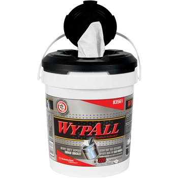 Wypall* Wipers in a Bucket, Case