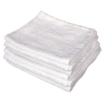 """Terry Cloth 16x16"""" - 28oz (10lb-60/cs) 1 Per Pack, Price Per CS"""