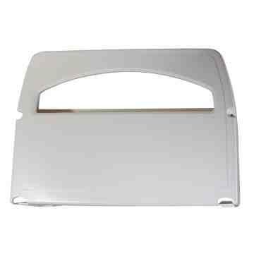 Toilet Seat Cover - Plastic Dispenser - White 1 Per Pack, Price Per CS