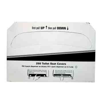 Toilet Seat Cover Refill 2500/cs 1 Per Pack, Price Per CS