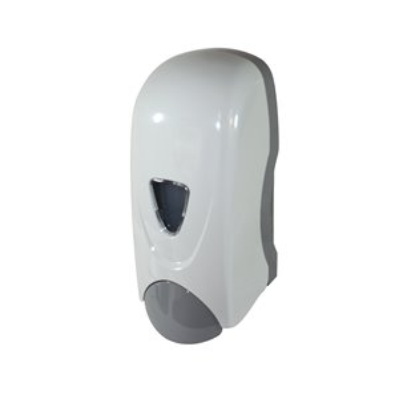 Soap Dispenser - Foam Bulk 1000ml - White 1 Per Pack, Price Per CS