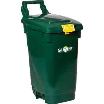 Recycling Bin - Organics 13G - Green 1 Per Pack, Price Per EA