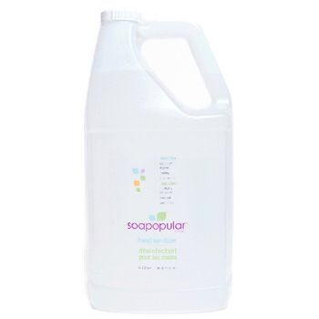 Alcohol-Free 4 Litre Refill, 4x4L/Case, Sold By Case