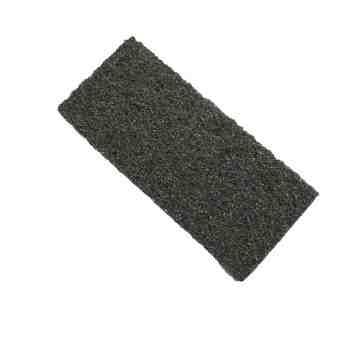 Heavy Duty Utility Pad - Black 25 Per Pack, Price Per CS