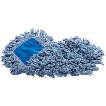 """Blend Dust Mop 36"""" - Blue, 12/EA"""