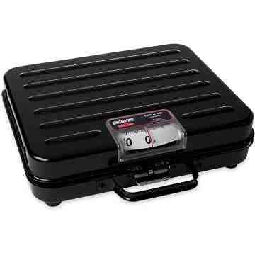 Briefcase Receiving Scale 100 lbs 1 lb, 2/EA