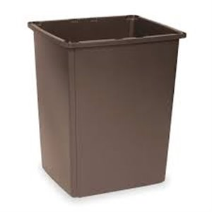 Glutton Container 56G - Brown, 4/EA