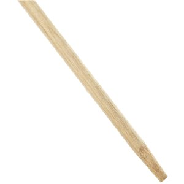 "Handle - Tapered 60"" Wood - Sanded, 12/EA"
