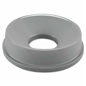 Funnel Top Round Fits 2947/3546 Container - Gray, 4/EA