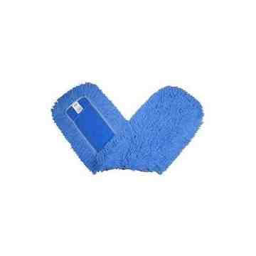 """Kut-A-Way Dust Mop 24"""" - Blue, 12/EA"""