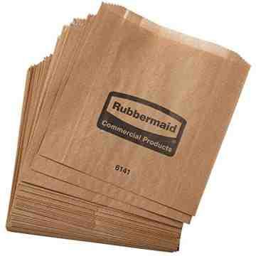 Napkin Receptacle - Waxed Bags 50Bg/Bundle 250/cs, 1/CS