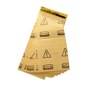 Over The Spill Mini Tablet 25shts - Yellow, 12/EA
